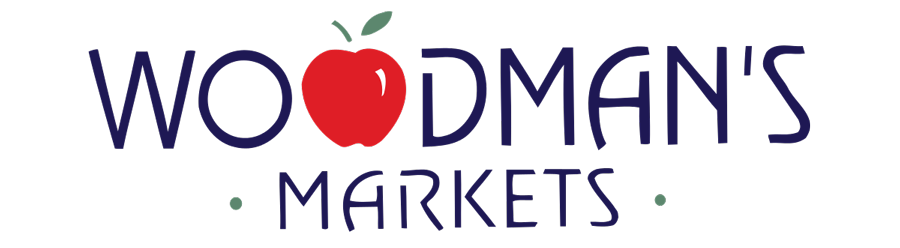 Woodman's Markets logo, click to visit their website.